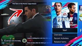 10 WAYS HOW EA CAN SAVE FIFA 19