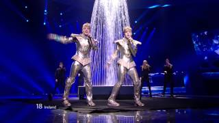 Jedward - Waterline (Ireland) Eurovision 2012 Semifinal1 Original HD 720P