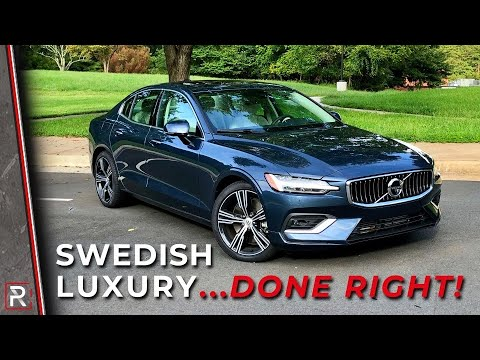 The 2020 Volvo S60 T6 is a Charming Luxury Sedan that Needs More Passion Behind the Wheel