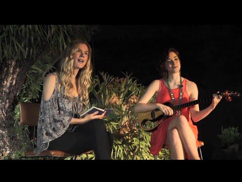 Laura Guevara junto a Joss Stone - Venezuela