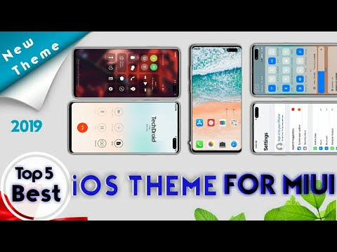 Perfect No1 iOS Theme For MIUI 10 ! Must Awaited Features