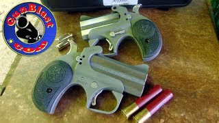 derringer pistol - TH-Clip