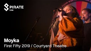 Moyka   Ride | First Fifty 2019 | Courtyard Theatre