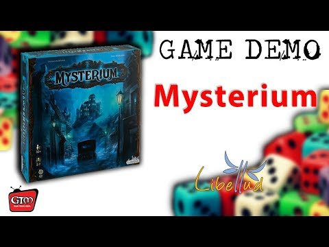Mysterium by Libellud: Game Demo