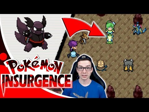 THIS GAME IS SO COOL! Pokemon Insurgence Let's Play Episode 4