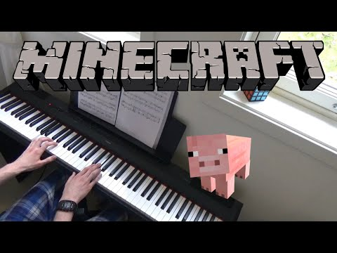 Danny - Minecraft Piano Cover | Sheet Music & Midi (Torby