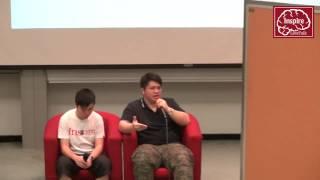 現代大學生的精神壓力 2013 - Inspire Live Talk