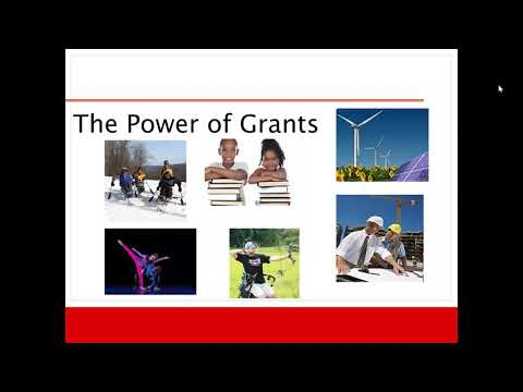 , title : '7 Steps to Getting Grant Funding