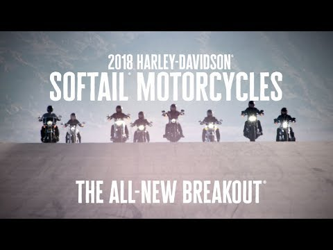 2018 Harley-Davidson Breakout®114 in Sunbury, Ohio
