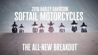 The All-New 2018 Harley-Davidson Breakout