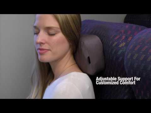 Self-Inflating Lumbar Pillow from Travelon®   #13253