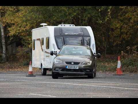 The Practical Caravan Seat Leon X-Perience review
