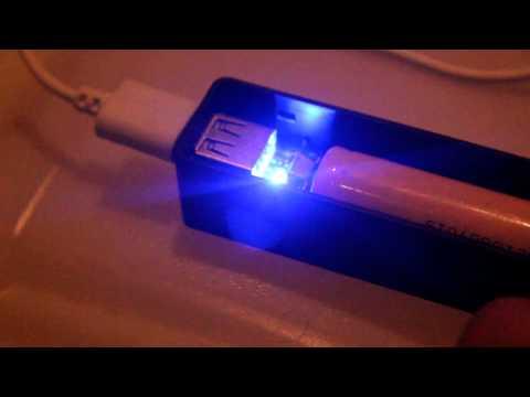 BitNotice #62 - FM6316 LiIon-USB-Akkubank & LED-Modul