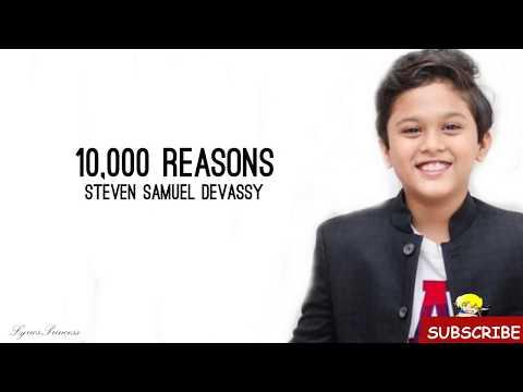 Download 10,000 Reasons - Song By Matt Redman - Ft. Steven Samuel Devassy [Lyrics] HD Mp4 3GP Video and MP3