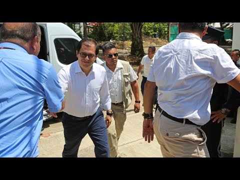 El Fiscal General de la Nación, Francisco Barbosa, visitó la seccional Guainía-Vaupés