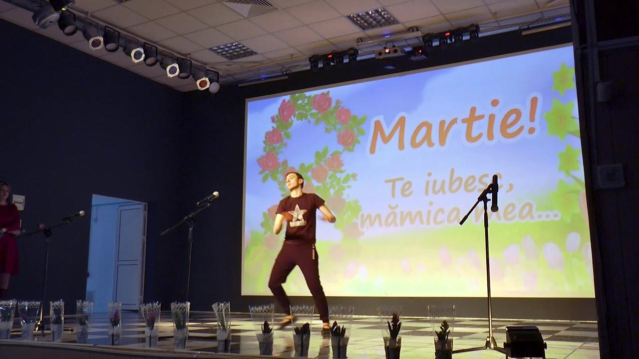 Alexandru Feraru - Dans modern