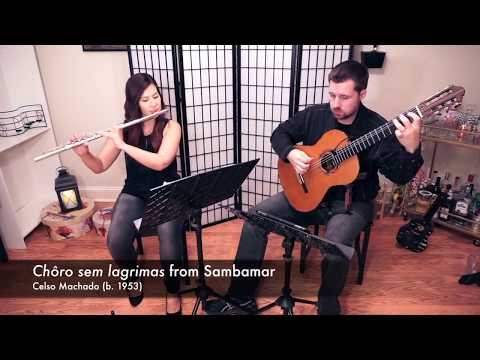 Latin American music with Galestro-Smith Duo