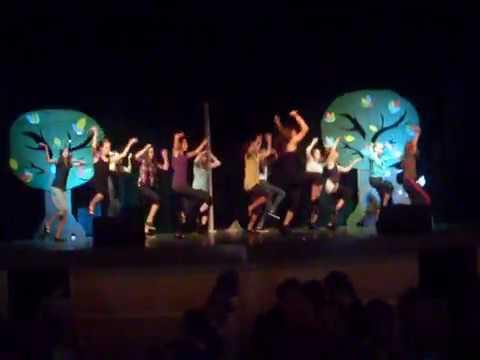 Generale repetitie maandaggroep 2 ,Dance4U Oploo
