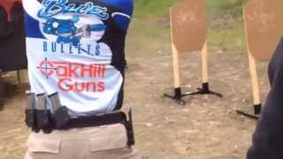 2015 USPSA Mid-Atlantic Sectional - Stage 4 Killer Clowns - Single Stack