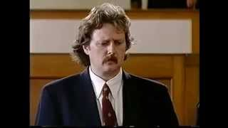 Coronation Street - Jim McDonald Court Case For Jez Quigleys Murder