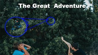 The Great Adventure (Gone Wrong) ???? ????| Vlog and Fpv Freestyle