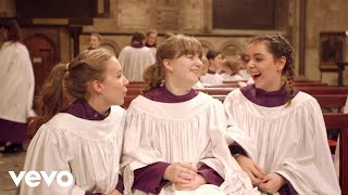 Cathedral Girls' Choir first Christmas album