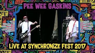Pee Wee Gaskins Live At SynchronizeFest   7 Oktober 2017