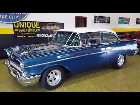 1957 Chevrolet 210    2dr Post for Sale - CC-1020038