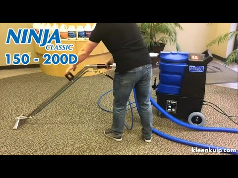Portable Carpet Cleaning Machine - Start Making Money Today!