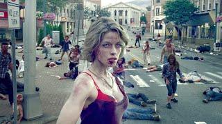 城市爆发丧尸危机,女孩被丧尸感染,最后成了丧尸女王!