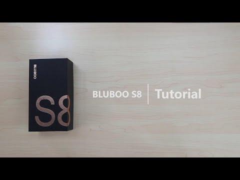 BluBoo S8 Celular Top