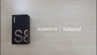 BLUBOO S8 Official Tutorial Video