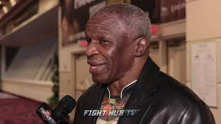 """FLOYD MAYWEATHER SR """"BRONER RUNS HIS MOUTH MORE THAN HE FIGHTS!"""" PICKS PACQUIAO TO BEAT BRONER"""