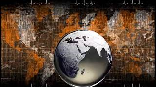 2K Ultra HD ready royalty free stock footage Glass globe Earth footage free to use. copy rights free
