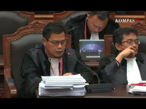 Minta Hakim Adil, Tim Hukum 02 Baca Ayat Alquran di Penutupan Sidang MK