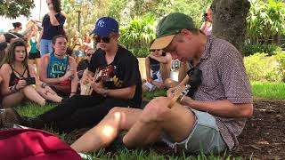 SWMRS- Palm Trees Live Acoustic