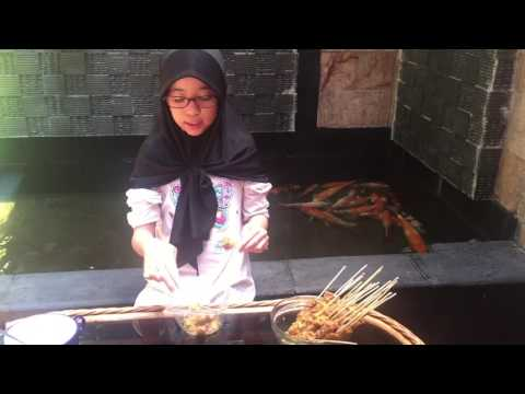 Video Sate maranggi by Faput kitchen