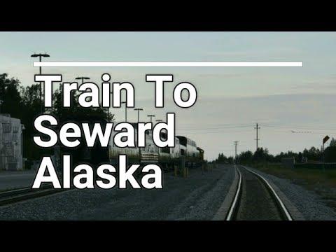 Most scenic Railroad trip ever?  Anchorage to Seward