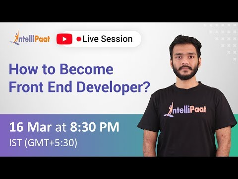 How to Become Front End Developer | Front End ... - YouTube