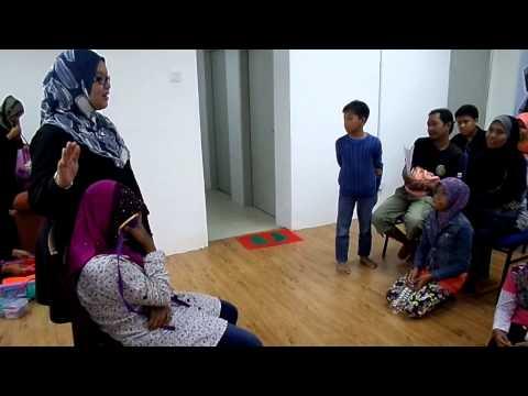 Video ALPHA GENIUS CENTRE ( TESTIMONI PARENT ) SLOW LEARNER