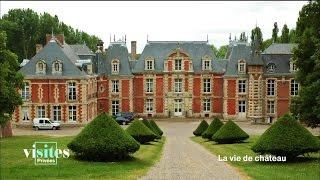 Les trois châteaux d'Yves Lecoq - Reportage - Visites privées