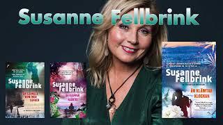 Anders Kapp möter deckarförfattaren Susanne Fellbrink