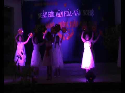 Múa mừng Đảng mừng Xuân 2015 - Tiểu học Bình San