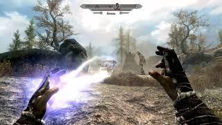 Skyrim Выживание Святилище Великого древа, Скелетный гребень Серия 30
