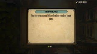 How to unlock 1999 Mode in Bioshock Infinite