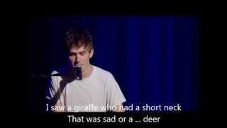 Bo Burnham - Sad lyrics
