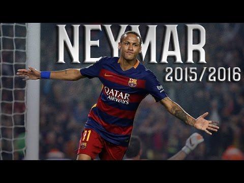 Neymar - Amazing Skills & Dribbles Show - 2015/2016