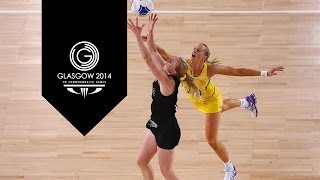 preview picture of video 'Netball Medal Matches - Day 11 Highlights Part 5 | Glasgow 2014'