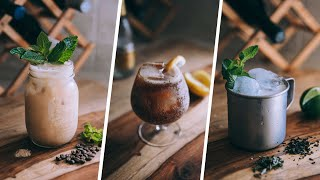 3 COFFEE And TEA BASED Drink Recipes You HAVE To Try