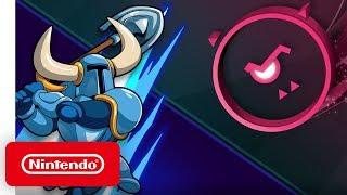 Just Shapes & Beats - Just Shovels & Knights Mixtape Trailer - Nintendo Switch